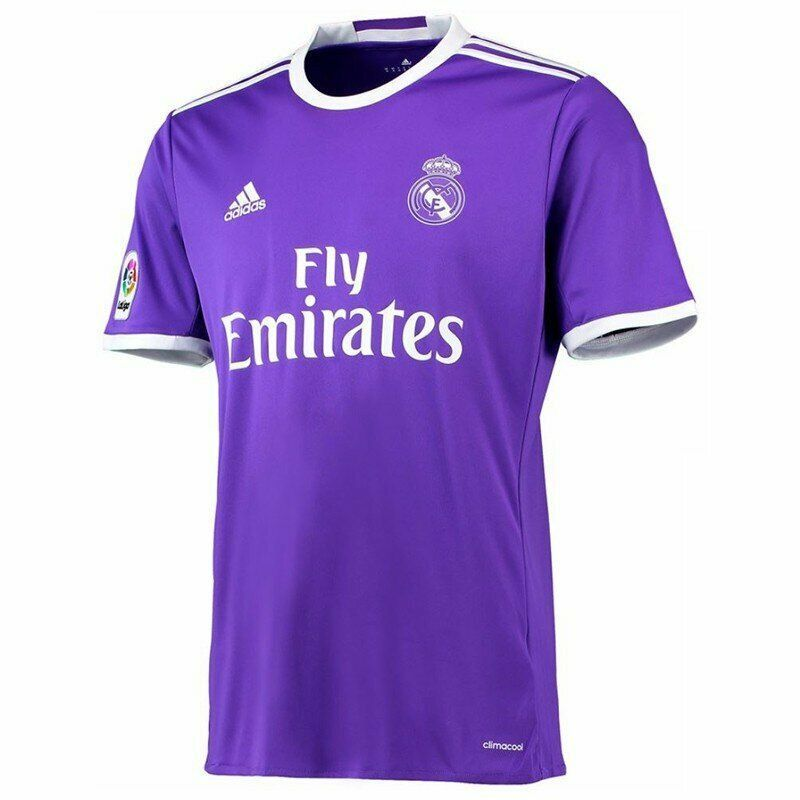 Add to cart to see price | Adidas Real Madrid Away '16-'17 Youth ...