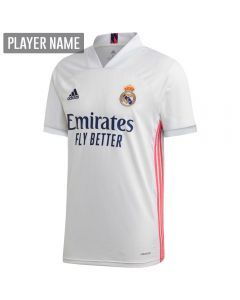 Adidas Real Madrid Home Jersey '20-'21 (White)
