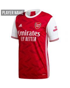 Adidas Arsenal Home Jersey '20-'21 (Active Maroon/White)