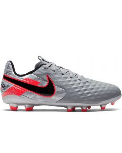 Nike Youth Tiempo Legend 8 Academy MG (Metallic Bomber Grey/Black/Particle Grey)