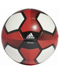 Adidas Predator Competition Soccer Ball (Black/White/Real Coral)