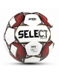 Select Royale Soccer Ball (White/Red)