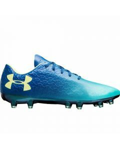 Under Armour Magnetico Pro FG (Teal Punch/Moroccan Blue/Tokyo Lemon)
