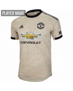 Adidas Manchester United Away Authentic Jersey '19-'20 (Linen)