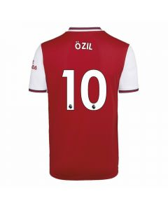 Adidas Youth Arsenal 'OZIL 10' Home Jersey '19-'20 (Scarlet)