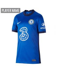 Nike Youth Chelsea Home Jersey '20-'21 (Rush Blue/White)