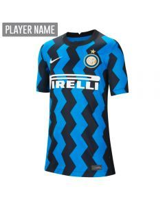 Nike Youth Inter Milan Home Jersey '20-'21 (Blue Spark/White)