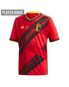 Adidas Youth Belgium Home Jersey 2020 (Collegiate Red)