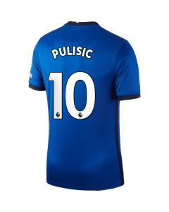 Nike Chelsea 'PULISIC 10' Home Jersey '20-'21 (Rush Blue/White)