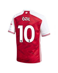 Adidas Youth Arsenal 'OZIL 10' Home Jersey '20-'21 (Active Maroon/White)